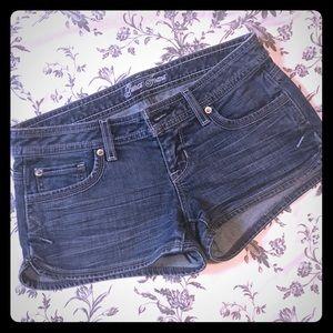 Guess Denim Shorts - Size 25 Waist
